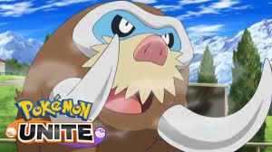 Todo Sobre Mamoswine en Pokemon Unite