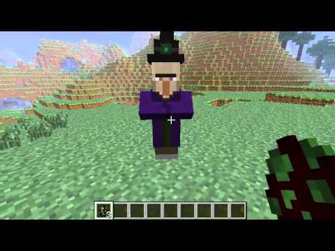 Todo sobre la Bruja en Minecraft