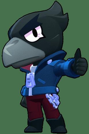 Cómo conseguir a Crow gratis en Brawl Stars