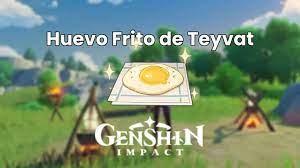 huevo frito de teyvat