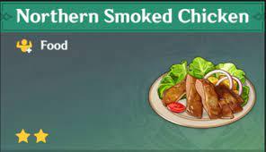 pollo ahumado del norte