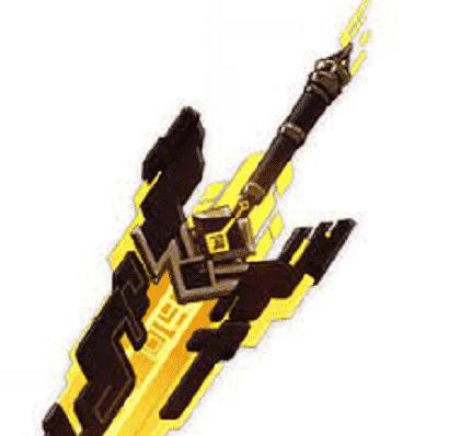 Espada de la Desidia Genshin Impact