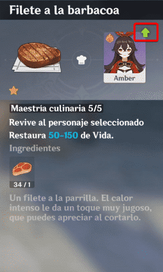 filete a la barbacoa