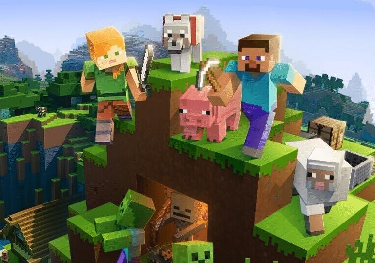 Como Eliminar Todos los items del Suelo en Minecraft