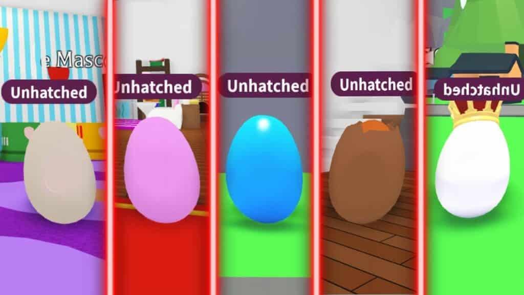 Como abrir el huevo en adopt me