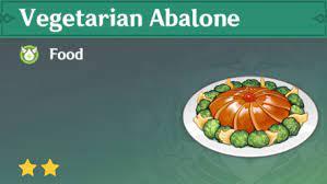 abulón vegetariano