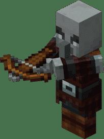 Todo sobre el Saqueador en Minecraft